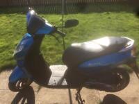 Puegot kisbee scooter