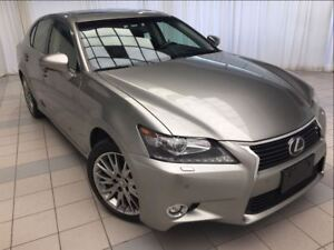 2015 Lexus GS 350 Technology Package: 1 Owner, Leather.