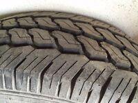 spare wheel / Tyre Unused Suntek tyre 225/70R 15c 112/110R VW truck tyre