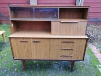 Beautiful Vintage/Retro Mid Century Hubbinet Sideboard