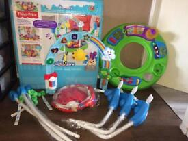 Fisherprice Laugh&Learn Puppy Activity Jumperoo