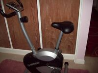 EXERCISE BIKE BY MARCY MODEL NUMBER NCO9