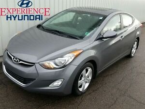 2013 Hyundai Elantra GLS LOADED GLS EDITION WITH SUNROOF  AC AND