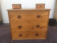 Vintage chest of drawers free delivery