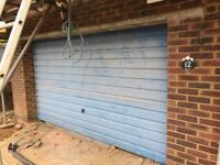 Electric Garage Double Door Working