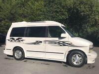96 Astro Van Camper Conversion 12 Months MOT