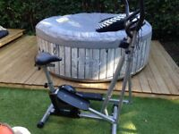 PRO-FITNESS CROSS TRAINER/EXERCISE MACHINE , VERY GOOD USED CONDITION FREE LOCAL DELIVERY AVAILABLE