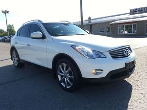 2012 Infiniti EX35 Luxury (A7) LEATHER - MOON Belleville Belleville Area image 6