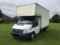 Ford Transit LUTON, LOW MILEAGE, 1 OWNER.