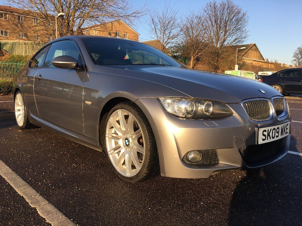 BMW 325i M sport Coupe 2009  Low mileage  5350 ONO  in