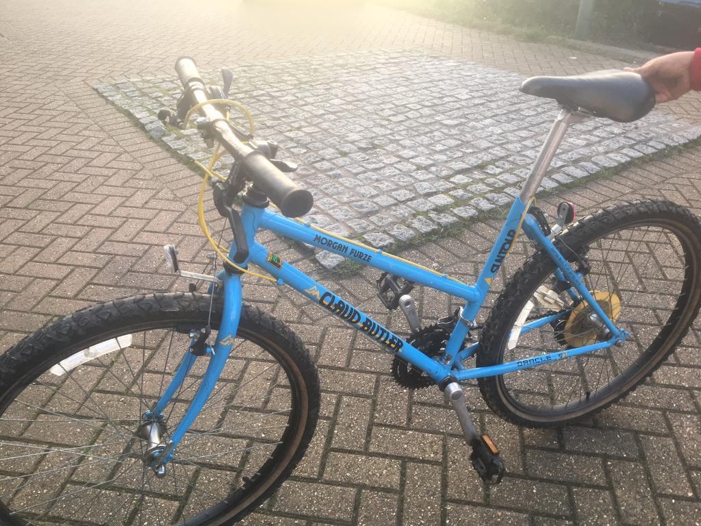 Claud butler woman's mountain bike