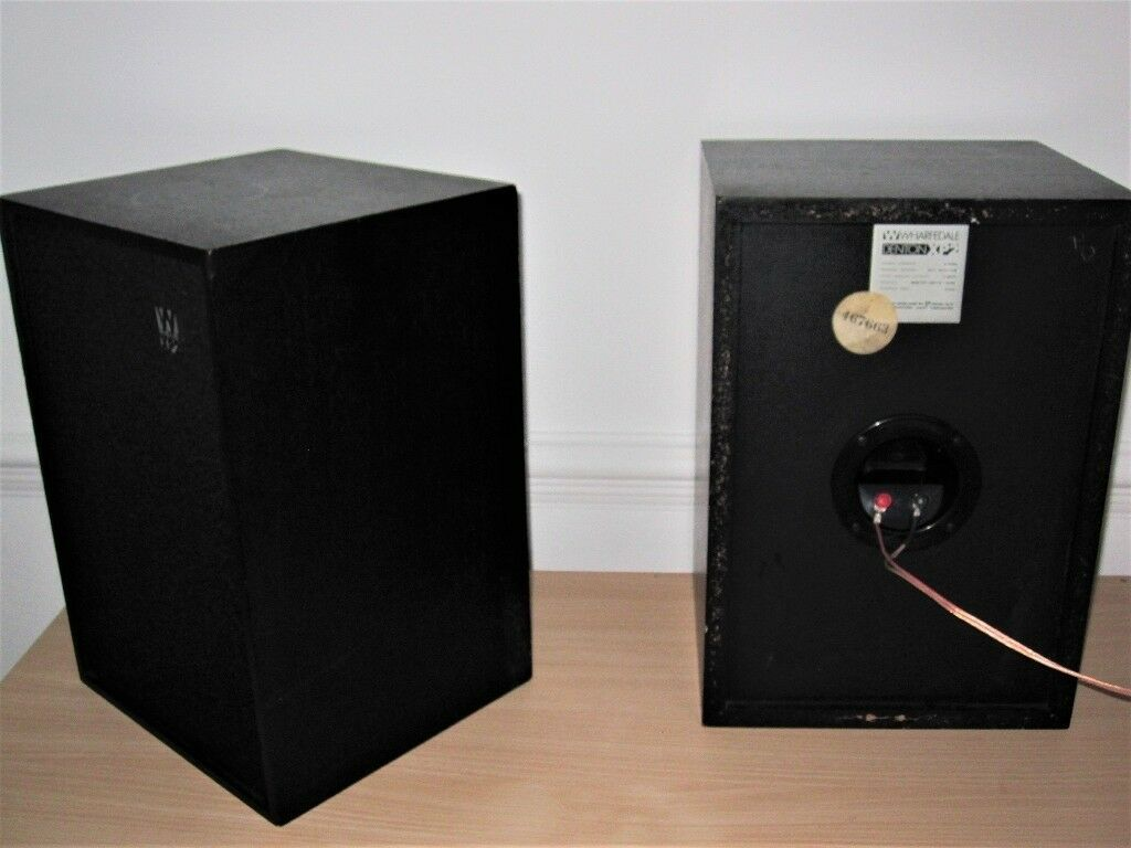 Wharfedale Vintage Bookshelf Speakers