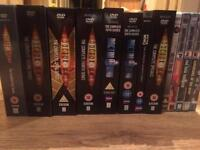 Doctor Who Series 1-7 + extras