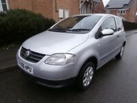 VOLKSWAGEN URBAN FOX 75, 1.4 PETROL, ONLY 1 LADY OWNER FROM NEW (NICE CLEAN CAR)