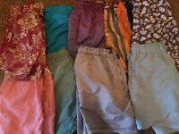 Bundle of Men's swim shorts