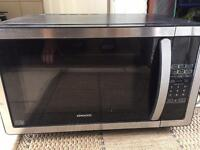 KENWOOD K25MSS11 Solo Microwave Black & Stainless Steel 25 Litres 900 W