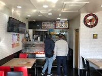 Popular Takeaway Fast Food Business For Sale - Main Road Rusholme - Busy Area - 5 Star Hygiene