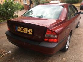 VOLVO S80 AUTOMAIC PETROL MOT 29/04/2019 AIR CONDITIONER CAR START AND DRIVE GOOD