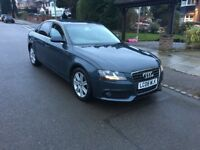 AUDI A4 -AUTOMATIC -DIESEL-LOW MILEAGE
