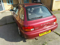 1997 Subaru Impreza 2.0 GL AWD 4x4, recent MOT, low mileage, very good condition for year