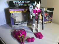 Wanted toys and sci fi memorabilia