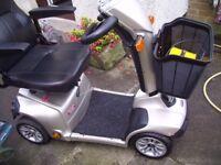 Shoprider Toledo 6 mph mobility scooter