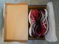 ASICS GEL Chart 2 Women's Running Trainers UK 6