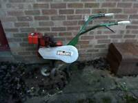 garden rotavator
