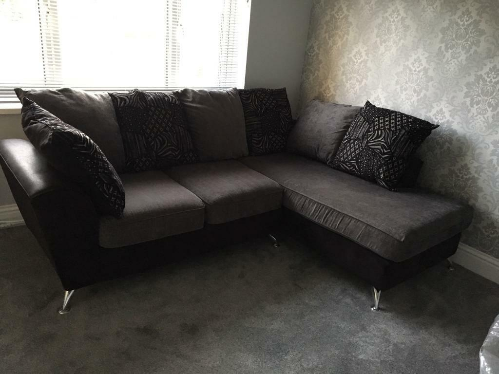L shape corner sofa