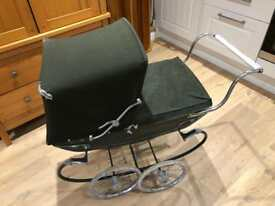Toy Silver Cross pram for sale, 1960's vintage