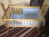 beautiful baby cradle crib