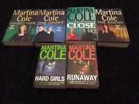 Job Lot Books For Ladies, Martina Cole, Danielle Steel, Fifty Shades Trilogy & Famous Belle De Jour
