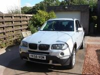 BMW X3 XDRIVE 2.0D SE Automatic 2008