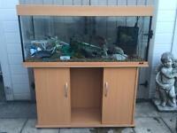 4ft Juwel Aquarium Fish Tank with Stand