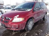 2001 Dodge Caravan AS TRADED | YOU CERTIFY, YOU SAVE!