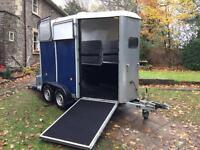 Ifor Williams horse trailer hb505