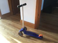 Mini Micro T-bar scooter from John Lewis
