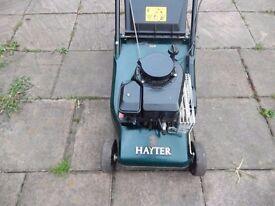 Hayter Hawk 41 Push Mower