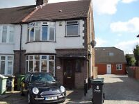 3 Bedroom House with Garden and Driveway, Icknield / Leagrave Area, Close to Schools, Shops
