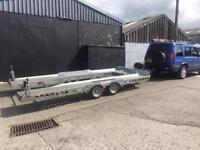 Car trailer ct177 Ifor Williams