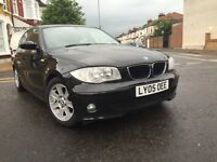 2005 BMW 1 SERIES AUTOMATIC 120D SPORT DIESEL OUTSTANDING CONDITION -FULL SERVICE HISTORY