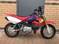 2008 Honda Crf 50 Kids Motorbike Not Pitbike