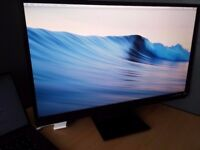 "27"" Full HD 1920x1080 ViewSonic VX 2770 series Monitor"