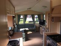 8 Berth Caravan on Blue Dolphin Haven Site