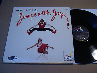 SAMMY DAVIS JR. - JUMPS WITH JOYA SHERRILL  - LP