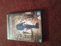 Night At The Museum DVD Collection for sale.