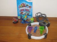 Nintendo Wii Skylander Trap Team Starter Game with Portal, 3 Characters and 3 Traps
