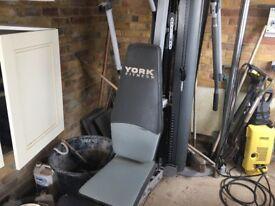 Multigym York fitness