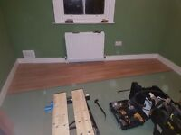RELAIBLE HANDYMAN,PAINTER,LAMINATE FLOORING