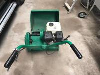 Ransomes petrol cylinder mower